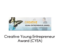 Creative Young Entrepreneur Award (CYEA) 2010/2012
