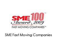 SME Fast Moving Companies 2009