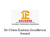 Sin Chew Business Excellent Award